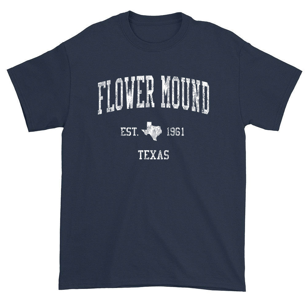Vintage Flower Mound Texas TX T-Shirts