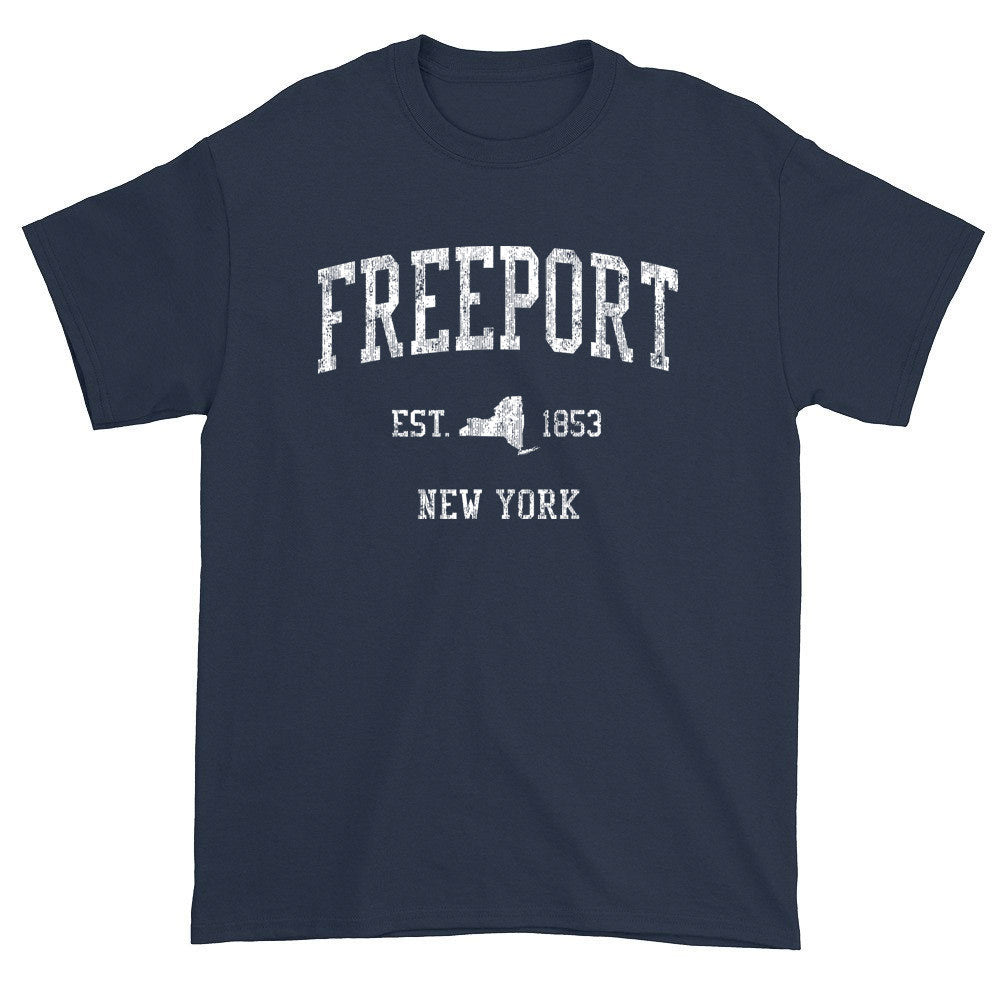 Vintage Freeport New York NY T-Shirts