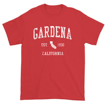 Vintage Gardena California CA T-Shirt Adult