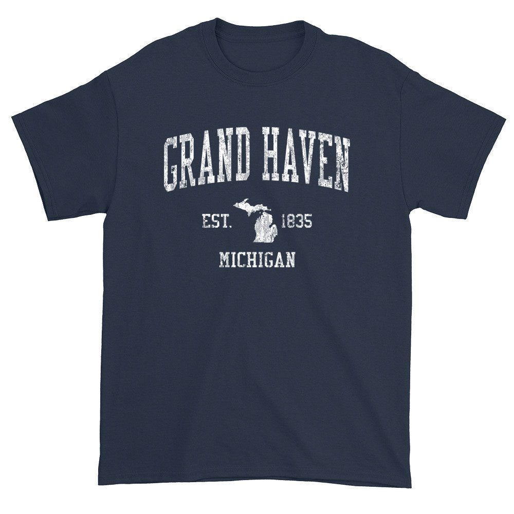 Vintage Grand Haven Michigan MI T-Shirts