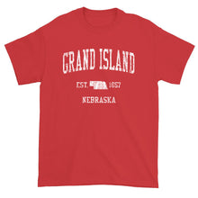 Vintage Grand Island Nebraska NE T-Shirt Adult