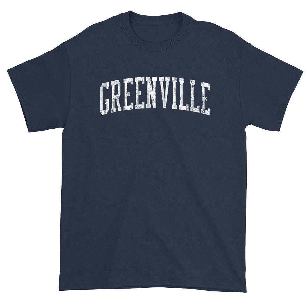 Greenville North Carolina NC T-Shirts