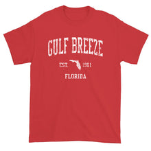 Vintage Gulf Breeze Florida FL T-Shirt Adult