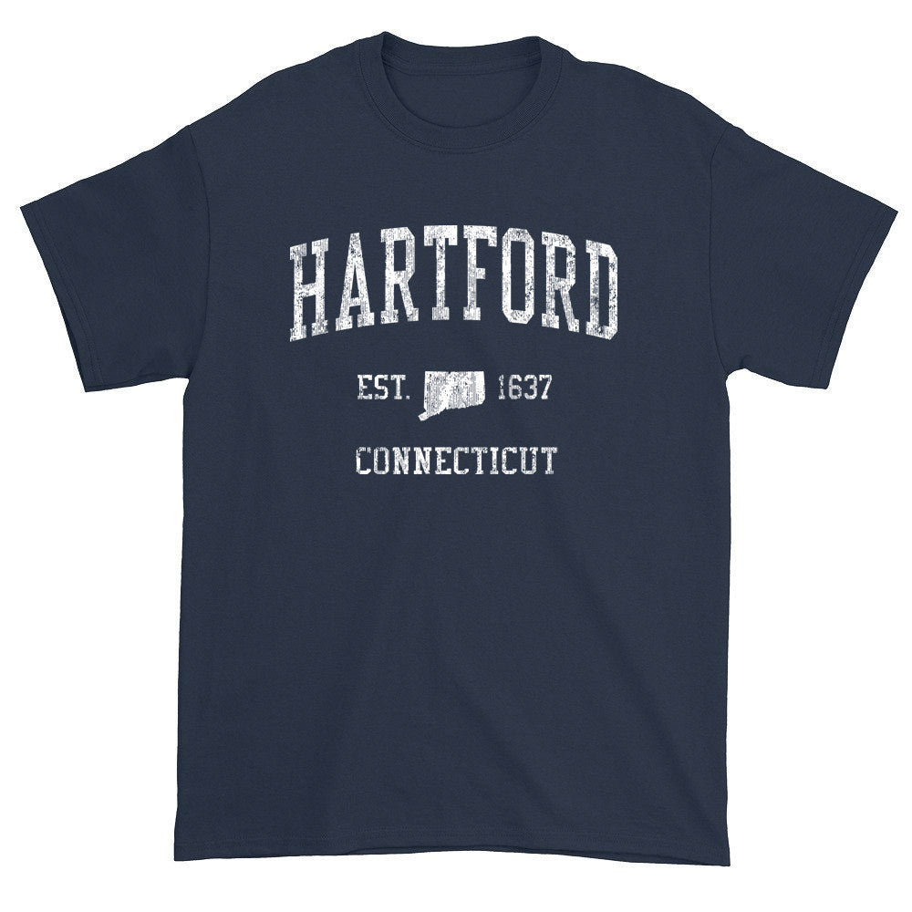 Vintage Hartford Connecticut CT T-Shirts