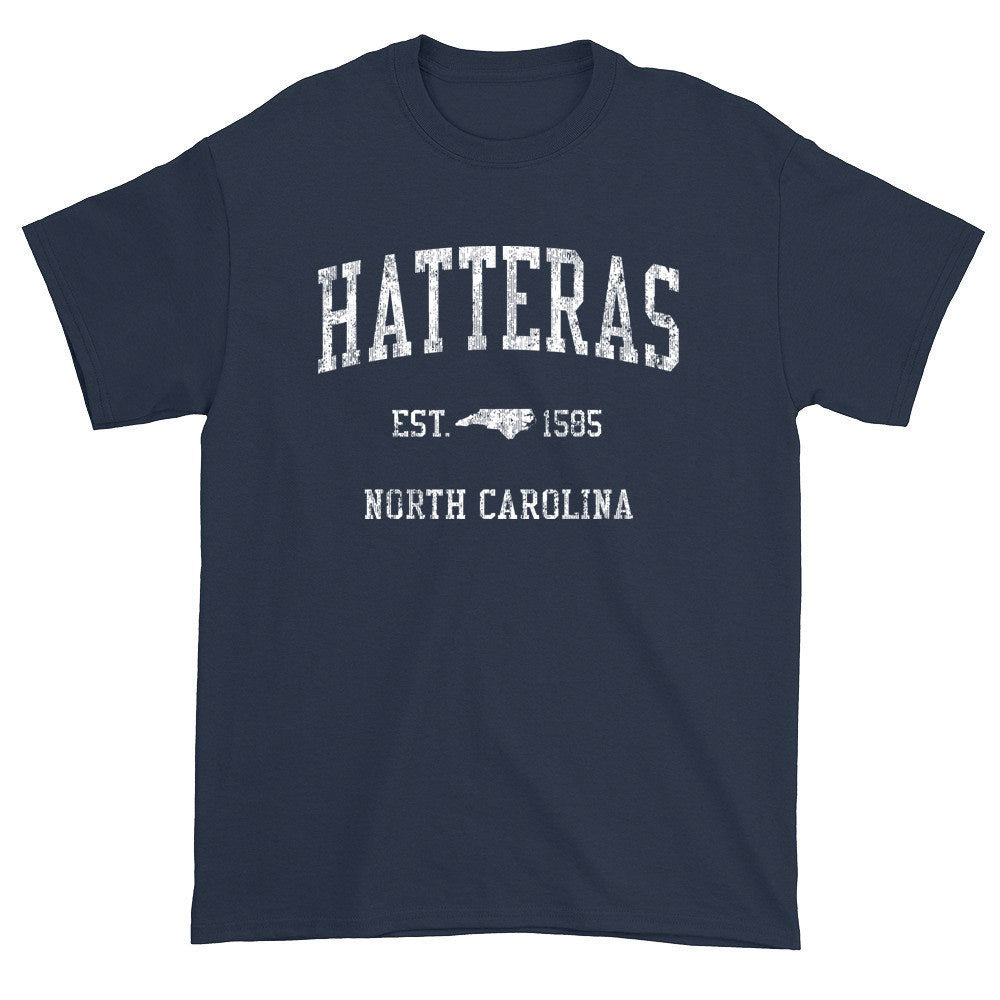 Vintage Hatteras North Carolina NC T-Shirts