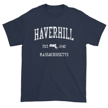 Vintage Haverhill Massachusetts MA T-Shirts