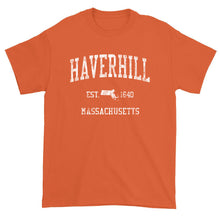 Vintage Haverhill Massachusetts MA T-Shirt Adult