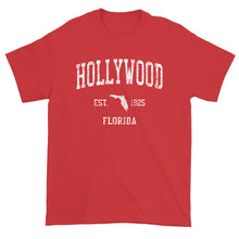 Vintage Hollywood Florida FL T-Shirt Adult