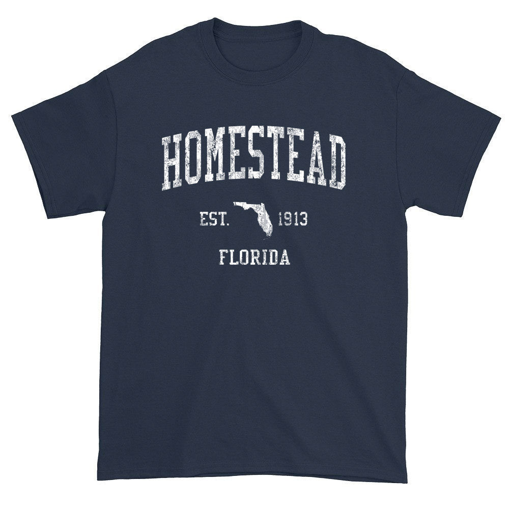Vintage Homestead Florida FL T-Shirts