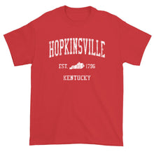 Vintage Hopkinsville Kentucky KY T-Shirt Adult