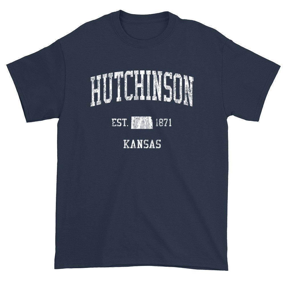 Vintage Hutchinson Kansas KS T-Shirts