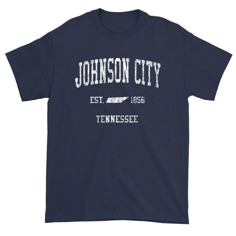 Vintage Johnson City Tennessee TN T-Shirts