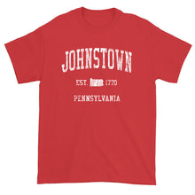 Vintage Johnstown Pennsylvania PA T-Shirt Adult