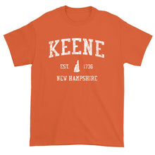 Vintage Keene New Hampshire NH T-Shirt Adult