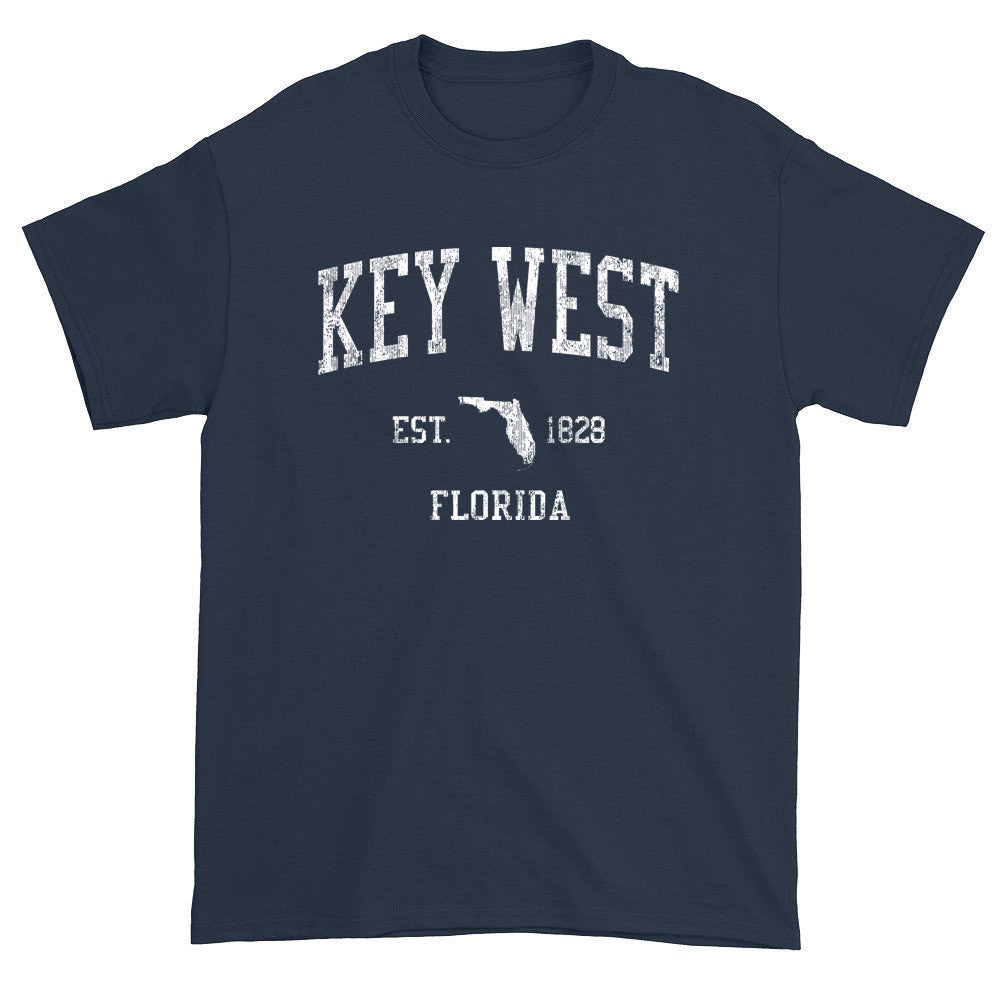 Vintage Key West Florida FL T-Shirts
