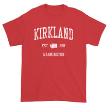 Vintage Kirkland Washington WA T-Shirt Adult
