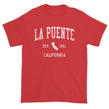 Vintage La Puente California CA T-Shirt Adult