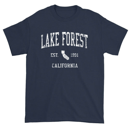 Vintage Lake Forest California CA T-Shirts