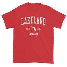 Vintage Lakeland Florida FL T-Shirt Adult