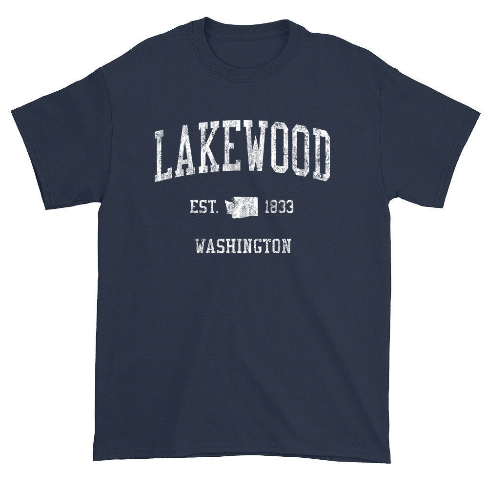 Vintage Lakewood Washington WA T-Shirts