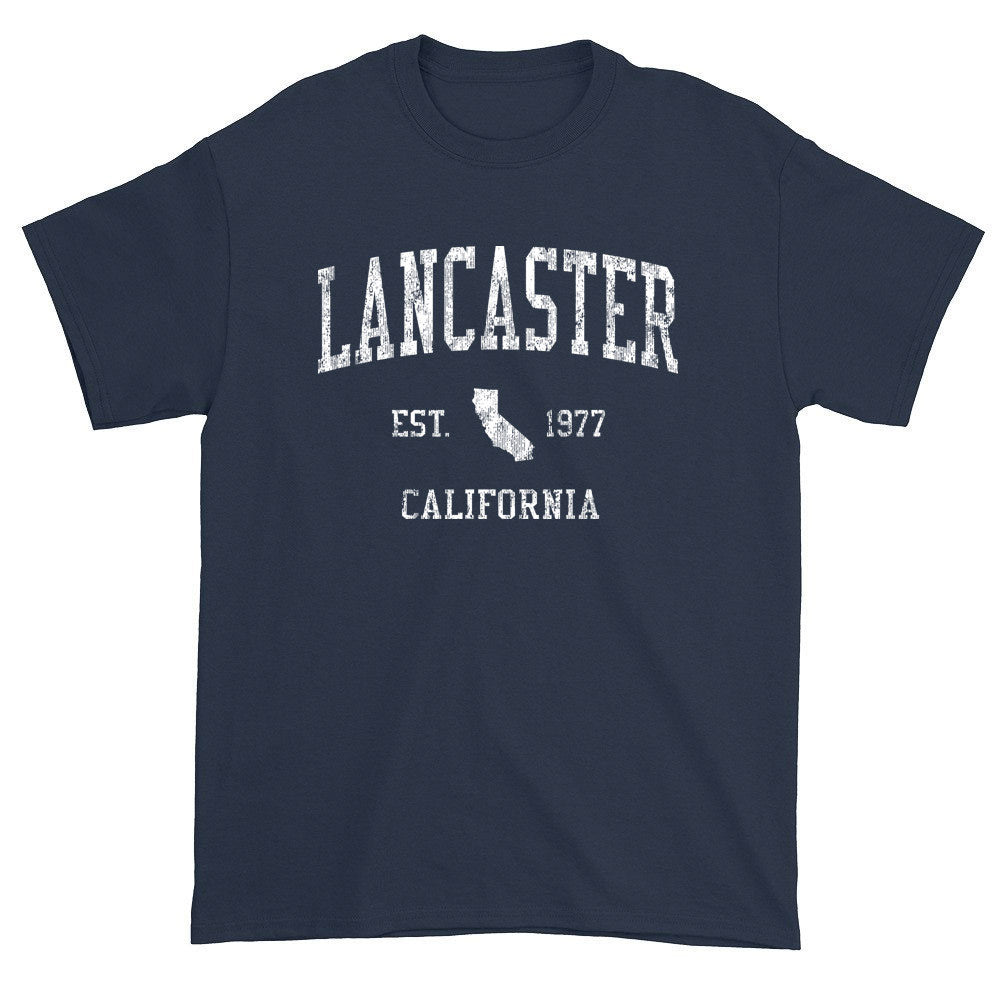 Vintage Lancaster California CA T-Shirts