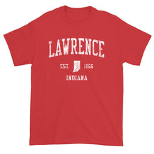 Vintage Lawrence Indiana IN T-Shirt Adult