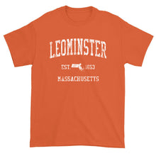 Vintage Leominster Massachusetts MA T-Shirt Adult