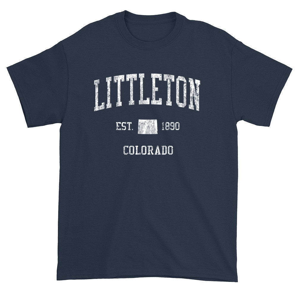 Vintage Littleton Colorado CO T-Shirts