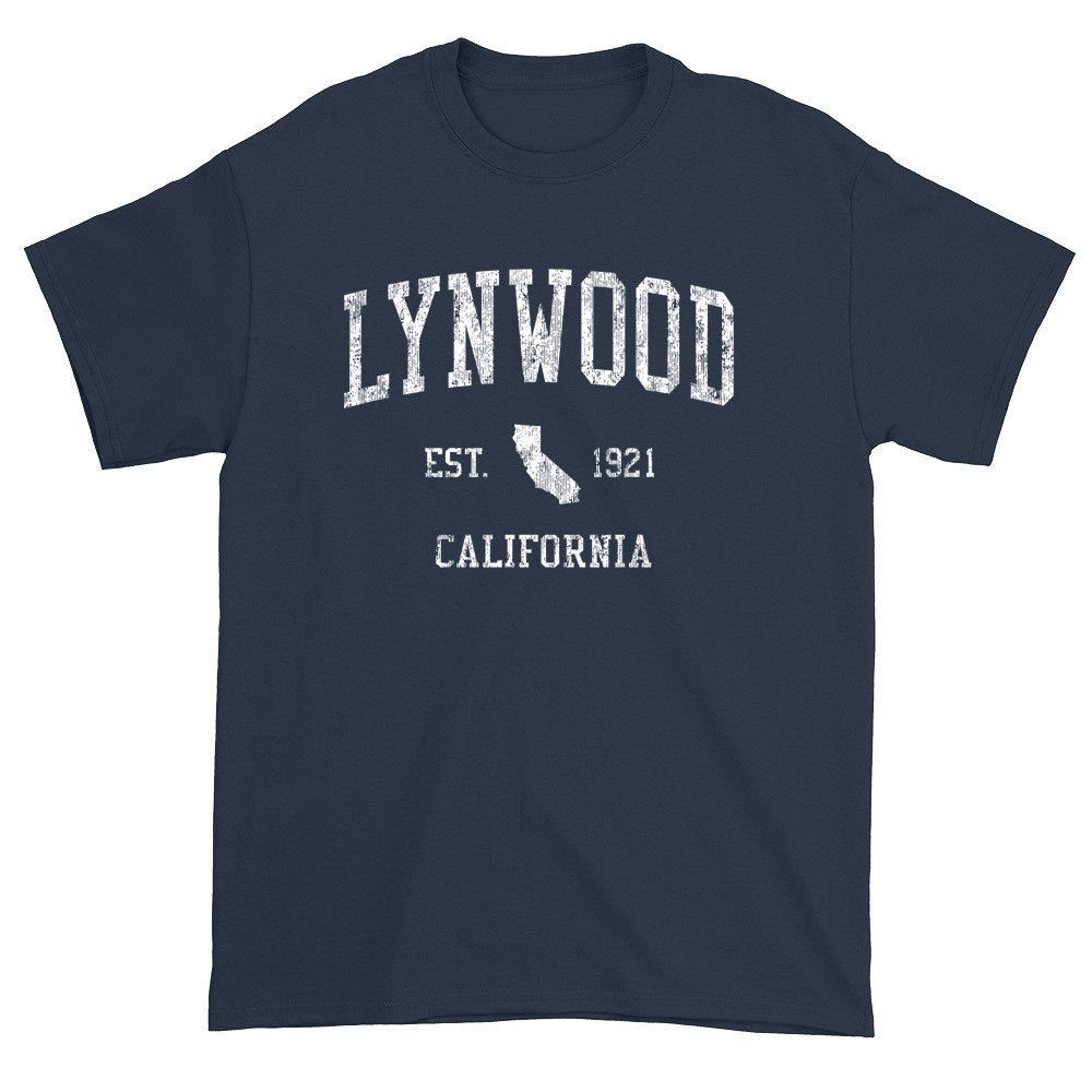 Vintage Lynwood California CA T-Shirts