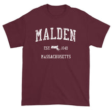 Vintage Malden Massachusetts MA T-Shirt Adult