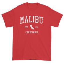 Vintage Malibu California CA T-Shirt Adult