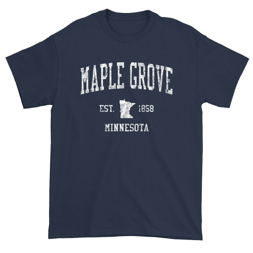 Vintage Maple Grove Minnesota MN T-Shirts