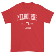 Vintage Melbourne Florida FL T-Shirt Adult