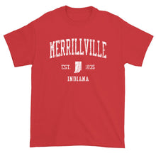 Vintage Merrillville Indiana IN T-Shirt Adult