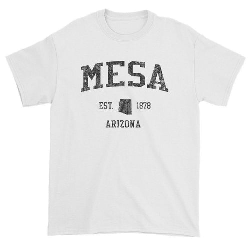 Vintage Mesa Arizona AZ T-Shirts Red Print