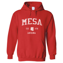 Mesa Arizona AZ Hoodie Vintage Sports Design - Adult (Unisex)
