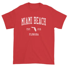 Vintage Miami Beach Florida FL T-Shirt Adult