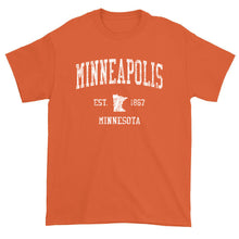 Vintage Minneapolis Minnesota MN T-Shirt Adult