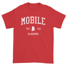 Vintage Mobile Alabama AL T-Shirt Adult