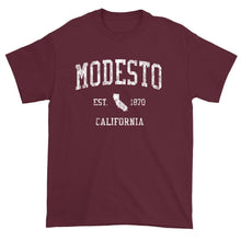 Vintage Modesto California CA T-Shirt Adult
