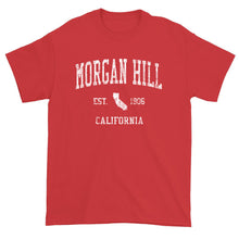 Vintage Morgan Hill California CA T-Shirt Adult