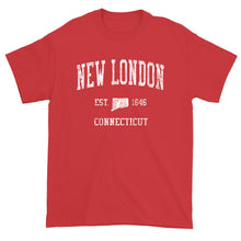 Vintage New London Connecticut CT T-Shirt Adult
