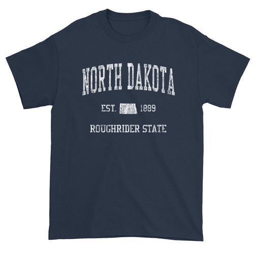 Vintage North Dakota ND T-Shirt Adult - JimShorts