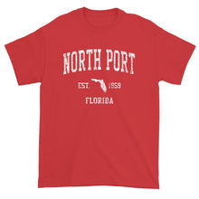 Vintage North Port Florida FL T-Shirt Adult