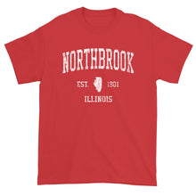Vintage Northbrook Illinois IL T-Shirt Adult