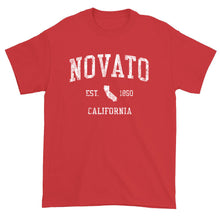 Vintage Novato California CA T-Shirt Adult