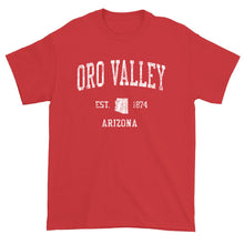 Vintage Oro Valley Arizona AZ T-Shirt Adult