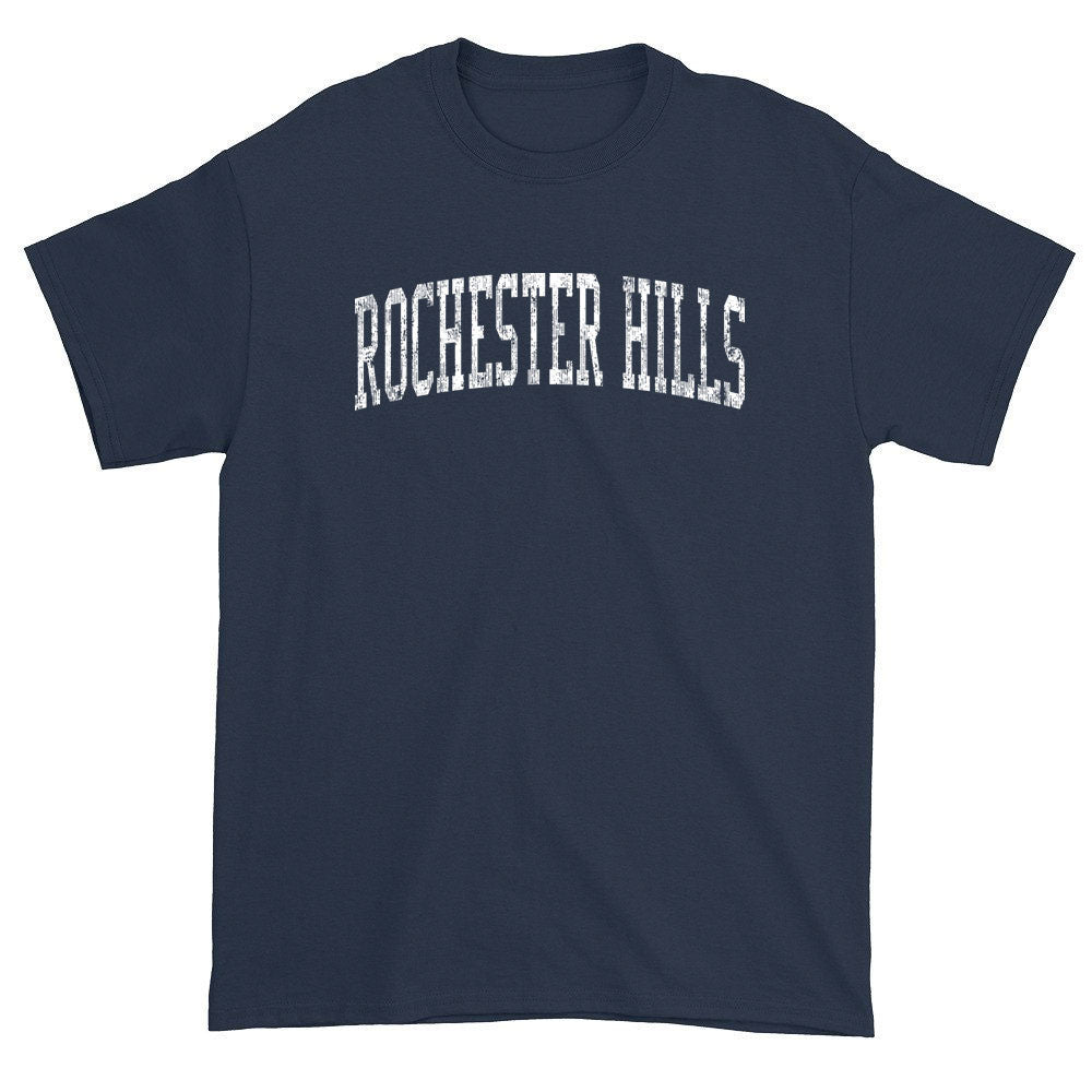 Rochester Hills Michigan MI T-Shirts