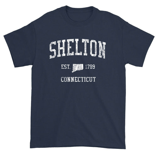 Vintage Shelton Connecticut CT T-Shirts