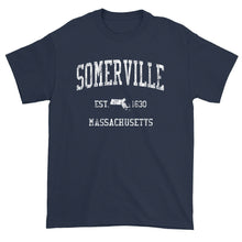 Vintage Somerville Massachusetts MA T-Shirts